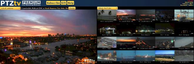 PTZtv Premium -- Landscape format.
