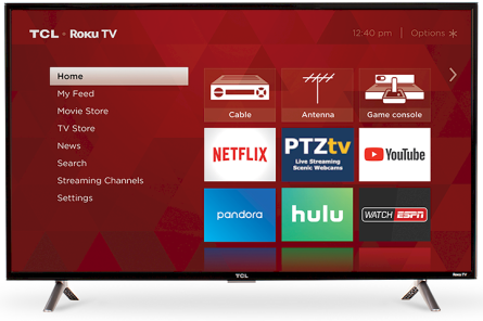 Roku TV from TCL